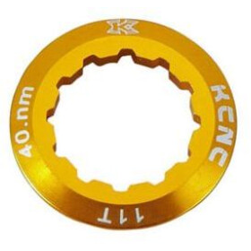 KCNC Shimano Cassette Lockring 10/11/12-speed 11T, gold